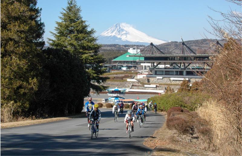 5キロサーキット風景