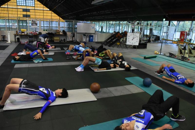 CCC修善寺トレーニングキャンプ